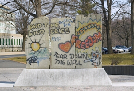 Berlin Wall Monument