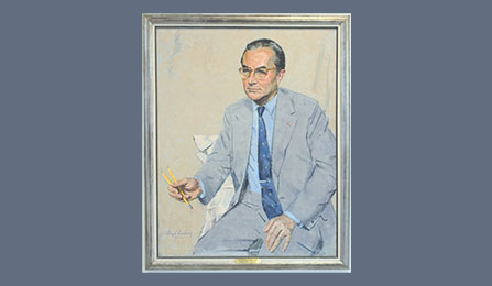 Directors Portrait Gallery - The Honorable William E. Colby