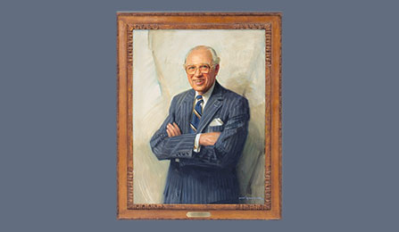 Directors Portrait Gallery - The Honorable William J. Casey
