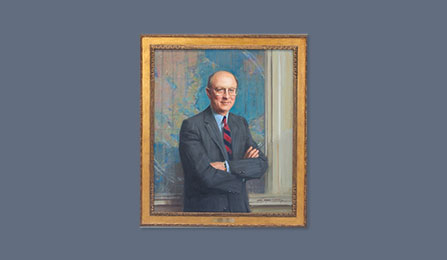 Directors Portrait Gallery - The Honorable R. James Woolsey
