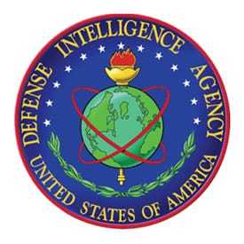 United States of America Defense Intelligence Agency seal.