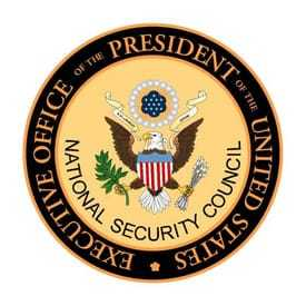 Executive Office of the President of the United States seal.