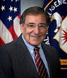 Headshot of Leon E. Panetta.