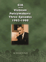 Green cover of CIA and the Vietnam Policymakers.