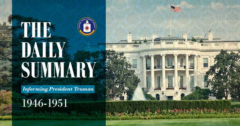 Banner of the White House with a blue vertical rectangle overlay with the text