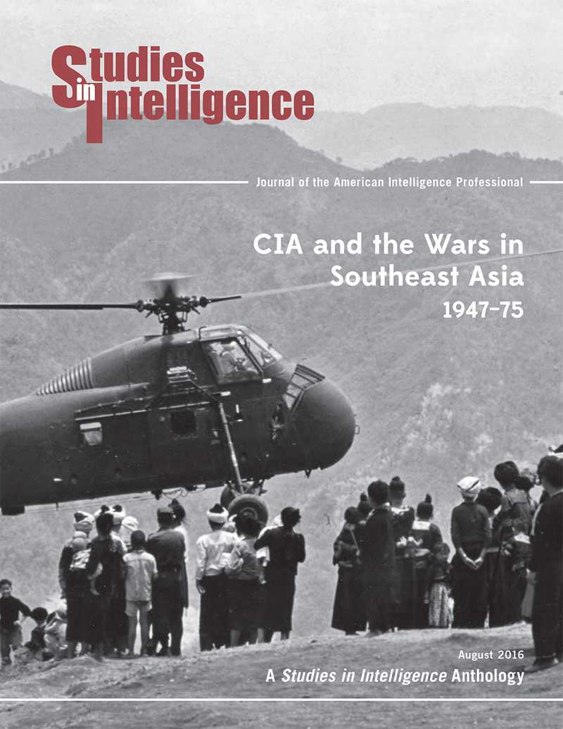 Grey cover of CIA and the War in Southeast Asia